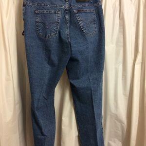 "Harley Davidson regular blue jeans. 30""inseam"